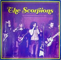 Cover Scorpions - The Scorpions [1976]